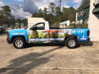 Complete Landscaping Truck
