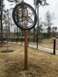 Trillium Park Sign